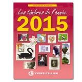 Catalogue Mondial des timbres de l'année 2015
