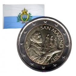 2 Euros Saint Marin 2017