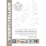 Catalogue Yvert et Tellier des Timbres de Monaco et Tom 2018 Tome 1 bis