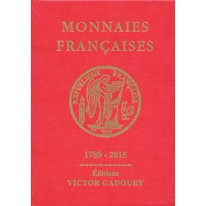Catalogue Monnaies Françaises Gadoury 1789-2017