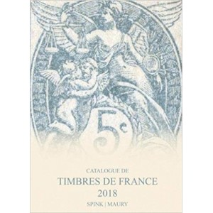 Catalogue Spink/Maury France 2018 en  2 volumes
