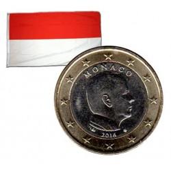 1 Euros Monaco 2016 Pièce...