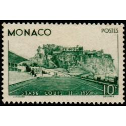 Timbre Monaco n°184...
