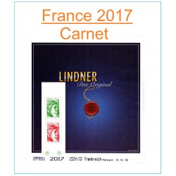 Jeu France Lindner Carnet 2017