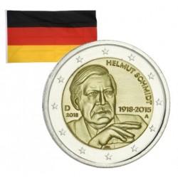 2 Euros commémorative...