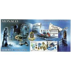 Timbre Monaco n°2145 sur...