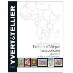 Catalogue Yvert et Tellier...