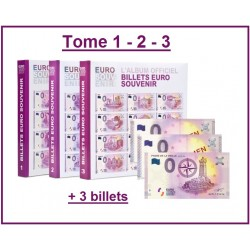 Super PROMO - Les 3 volumes...