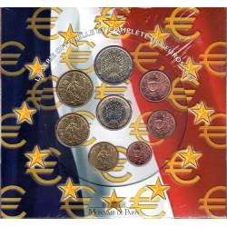 Coffret BU France 2004