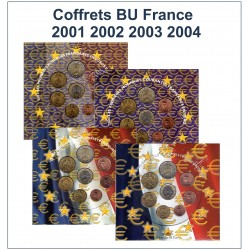 Lot Coffrets BU France...