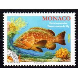 Préoblitérés Monaco n°117
