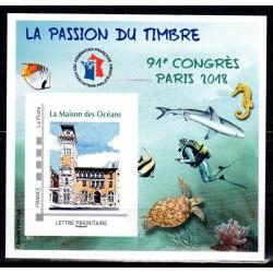 Bloc FFAP n°14 Passion du...