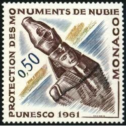 Timbre Monaco n°553 UNESCO...