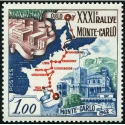 Timbre Monaco n°575 31ème...