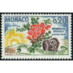 Timbre Monaco n°580...