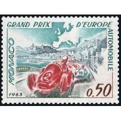 Timbre Monaco n°609 Grand...