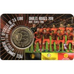 2,50 Euros commémorative...