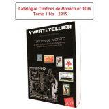Nouveauté Catalogue Yvert et Tellier des Timbres de Monaco et Tom 2019 Tome 1 bis
