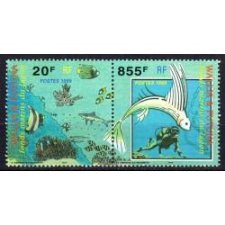 Wallis et Futuna Timbres...