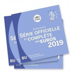 Coffret BU France 2019