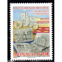 Timbre Monaco n°3157 Grande...