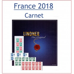Jeu France Lindner Carnet 2018