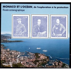 Timbres Monaco n°3151 à...