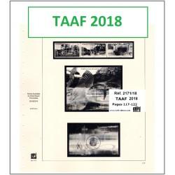 Nouveauté SAFE Jeu TAAF 2018