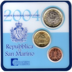 Mini Set Saint Marin 2004 -...