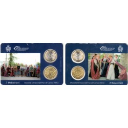 Coin Card Saint Marin n°1 2013