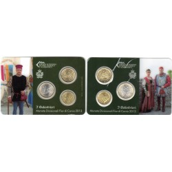 Coin Card Saint Marin n°3 2013