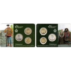 Coin Card Saint Marin n°4 2013