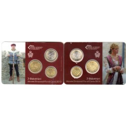Coin Card Saint Marin n°5 2013