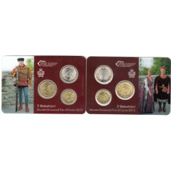 Coin Card Saint Marin n°6 2013