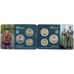 Coin Card Saint Marin n°7 2013