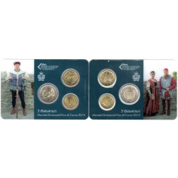 Coin Card Saint Marin n°8 2013
