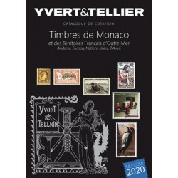 Catalogue Yvert et Tellier...