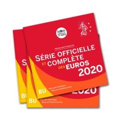 Coffret BU France 2020