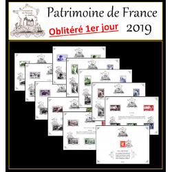 Patrimoine de France 2019...