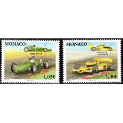 Timbres Monaco n°3171 et...
