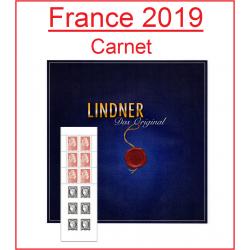 Jeu France Lindner Carnet 2019