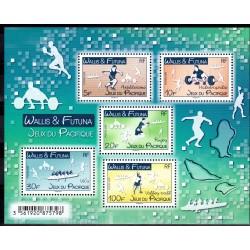 Timbres Wallis et Futuna...