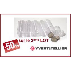 Lot de 100 capsules pour 2€...