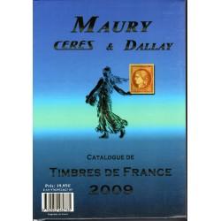 Catalogue 2009 Maury Cérès...