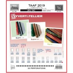 Jeu Yvert et Tellier TAAF...