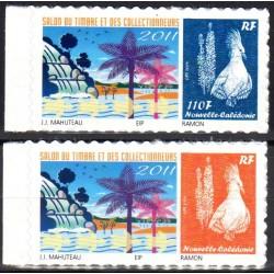 Timbres Nouvelle Calédonie...