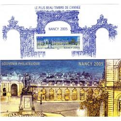 Bloc souvenir n° 14 - Nancy