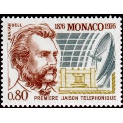 Timbre Monaco n°1053 Graham...