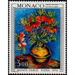 Timbre Monaco n°1056...