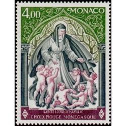 Timbre Monaco n°1064...